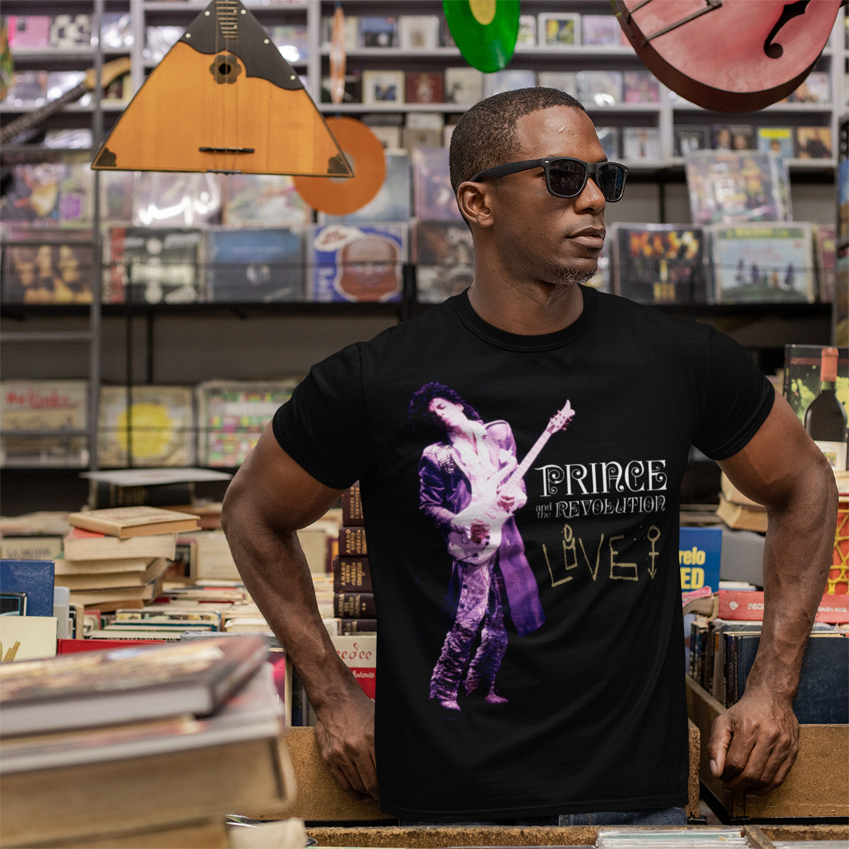 Prince & The Revolution - Live (Tour T-shirt)
