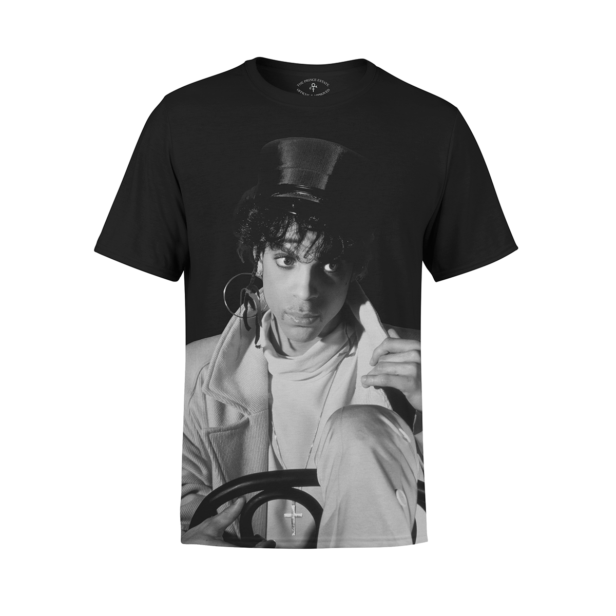 Sign O' The Times Portrait T-shirt