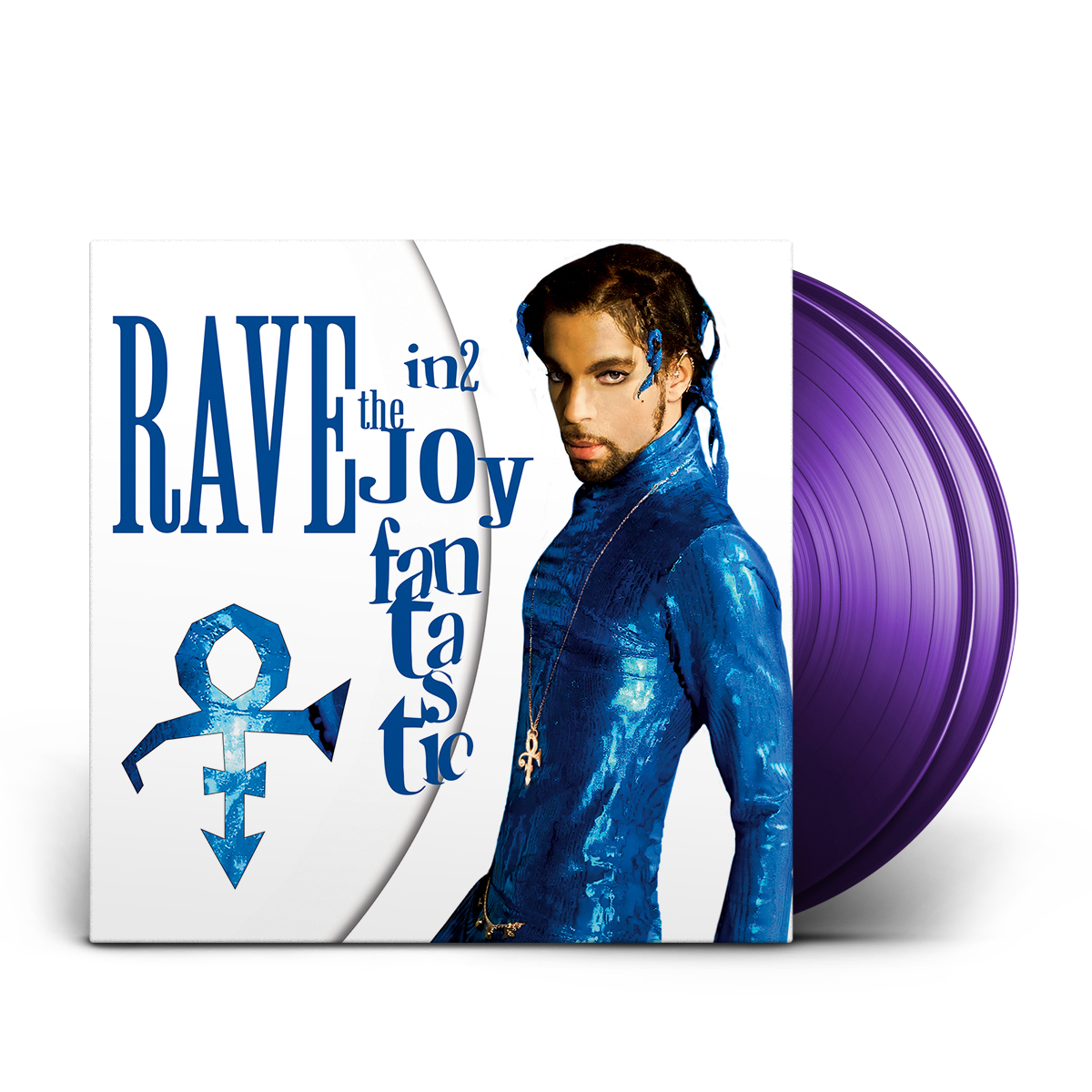 Rave In2 The Joy Fantastic (2LP / Purple / 150G)