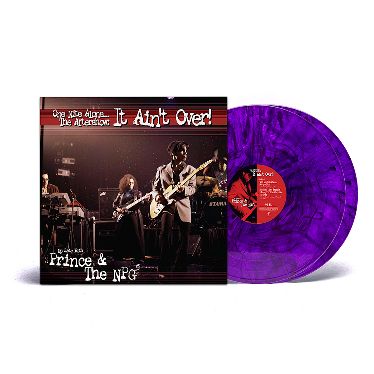 One Nite Alone... The Aftershow: It Aint Over! (2LP / Purple / 150G)