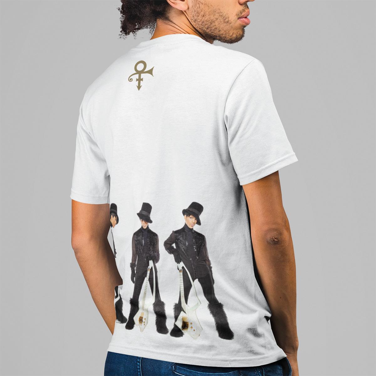 Welcome 2 America Wraparound T-shirt