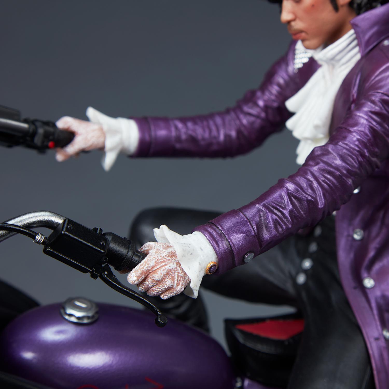 Purple Rain - Fine Art Collectible