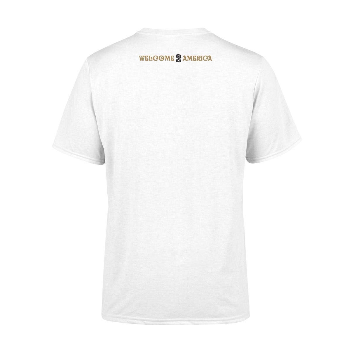 Welcome 2 America Lyric T-shirt
