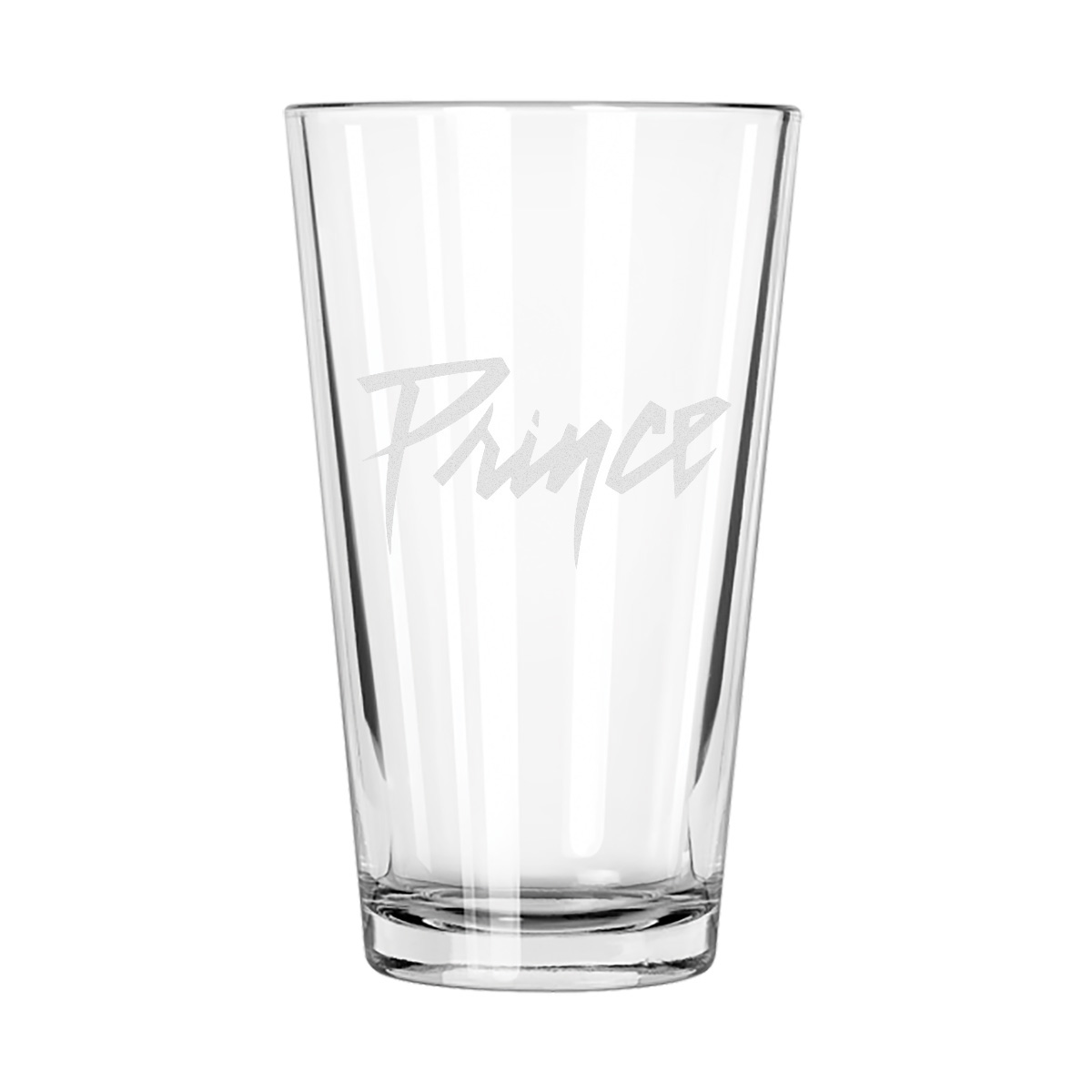 Etched Pint Glass 4-Piece Set