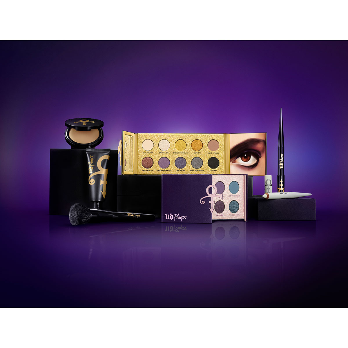 PRINCE x URBAN DECAY | VAULT COLLECTION