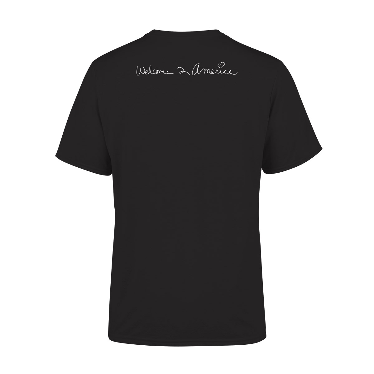 Welcome 2 America Silhouette T-Shirt
