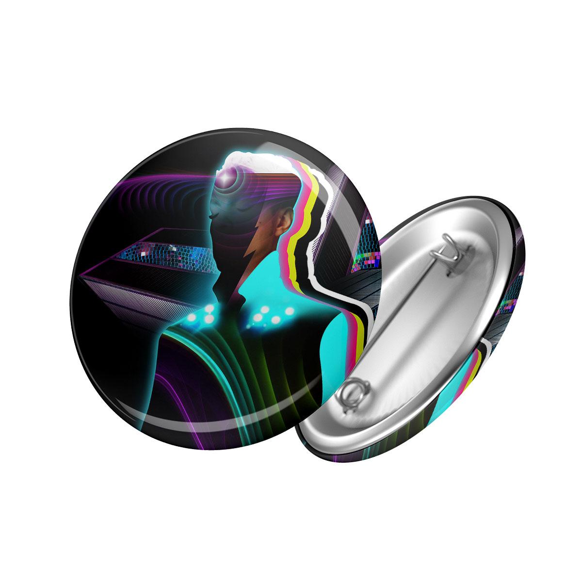 Lotusflow3r Button Set