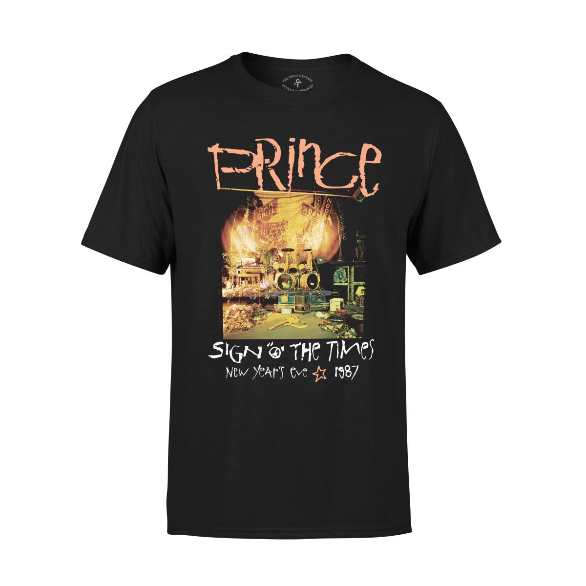 SOTT New Year's Eve 1987 T-shirt (Peach)