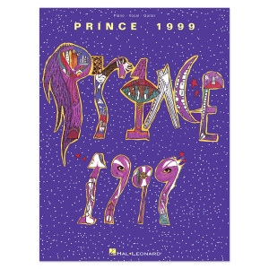 Prince - 1999 (Artist Songbook - Piano/Vocal/Guitar)