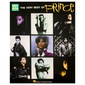The Very Best of Prince (Guitar with Notes & Tab)