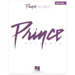 Prince - Ultimate (Artist Songbook - Easy Piano)