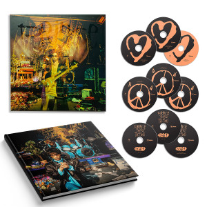 Sign O' The Times Remastered Super Deluxe Edition (8CD + 1 DVD)