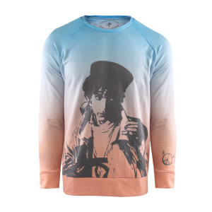 Sign o' the Times Dip Dye Sweatshirt