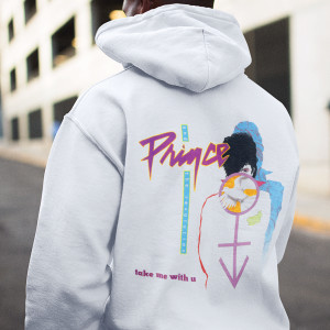 Take Me With U Zip-Up Hoodie