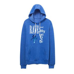 Rave Logo Eco-Fleece Hoodie