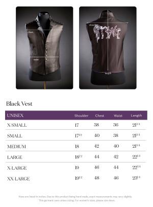 x Call & Response | Black Vest