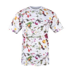 Purple Rain Floral T-shirt