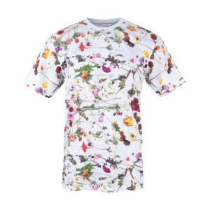 Purple Rain Floral T-shirt