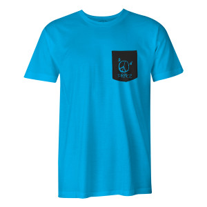 Sign o' the Times Peace Pocket T-shirt