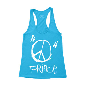 Sign O' The Times Peace Women's Tank Top