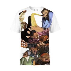 Rainbow Children Graphic T-shirt
