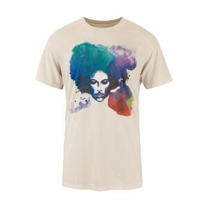 Prince Watercolor Portrait Vintage T-Shirt