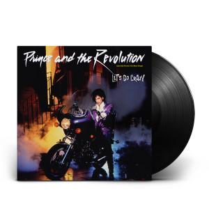 "Let's Go Crazy (12"" Vinyl Single)"