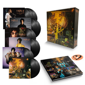 Sign O' The Times Remastered Super Deluxe Edition (13LP 180g + 1 DVD)