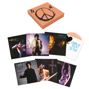 "Sign O' The Times Limited Edition 7"" Vinyl Singles Box Set"