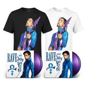 The Rave Vinyl + T-Shirt Bundle