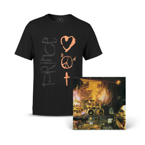 Sign O' The Times Remastered Edition &   Symbol T-Shirt Bundle