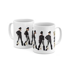 Welcome 2 America Wraparound Mug
