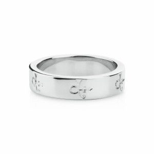 Prince Symbol Band [Silver]