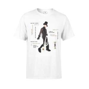 Welcome 2 America Tracklist  T-shirt