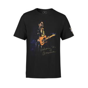Welcome 2 America Guitar T-shirt (Unisex)