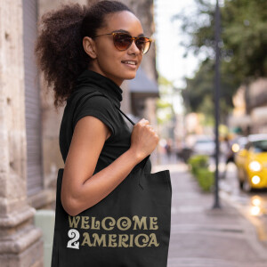 Welcome 2 America Tote Bag