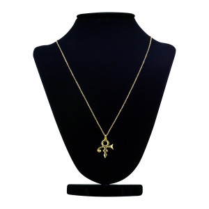 Mini Prince Symbol Necklace [Gold]