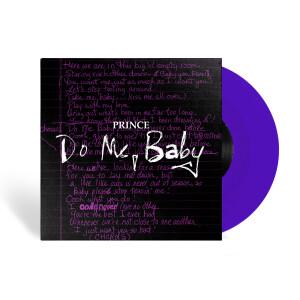"Do Me, Baby (Demo) -  Exclusive Limited Edition 7"" Purple Vinyl"