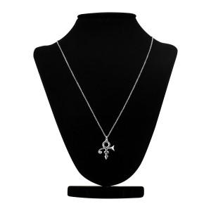 Mini Love Symbol Necklace [Silver]
