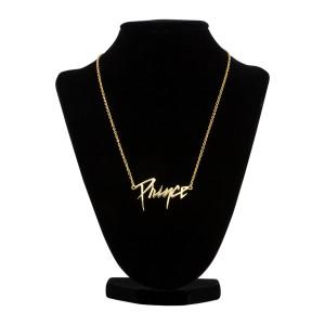 Prince Logo Necklace [Gold]