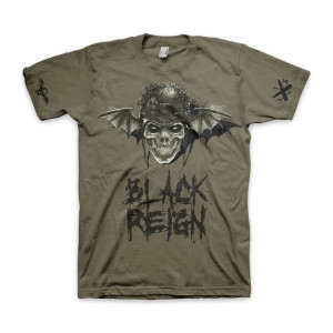 Special Forces Army Green T-Shirt