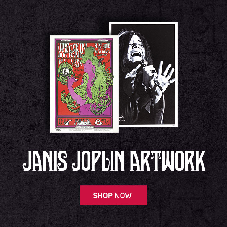 Janis Posters & Prints