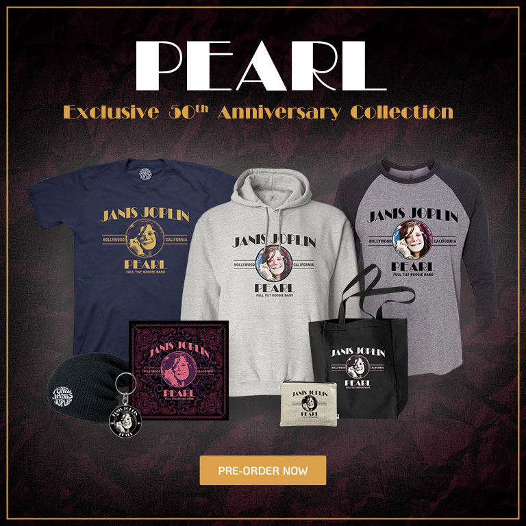 Pearl 50th Anniversary Collection