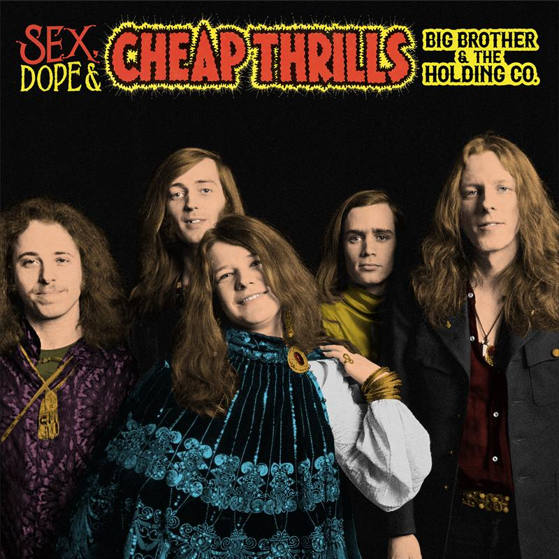 Sex, Dope & Cheap Thrills [50th Anniversary Set] LP