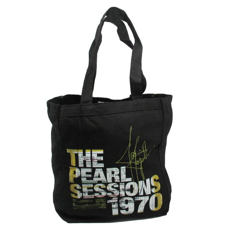The Pearl Sessions Tote (black)