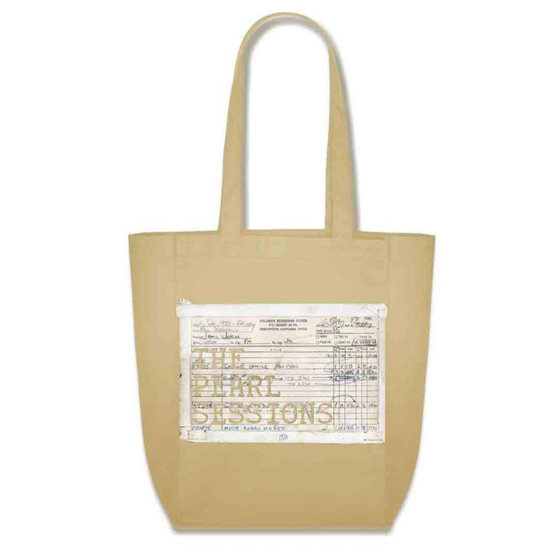 The Pearl Sessions Tote (white)