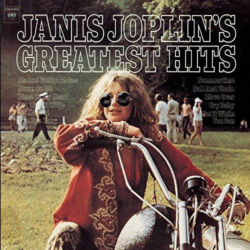 Janis Joplin's Greatest Hits [CD]