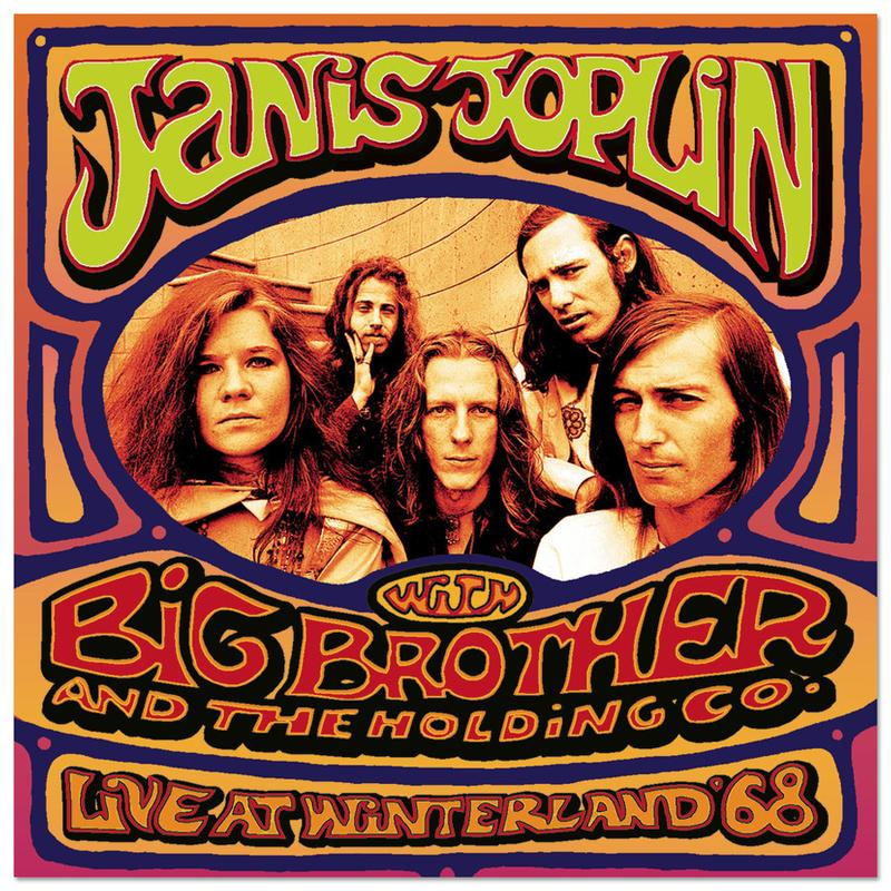 Live At Winterland '68 [CD]