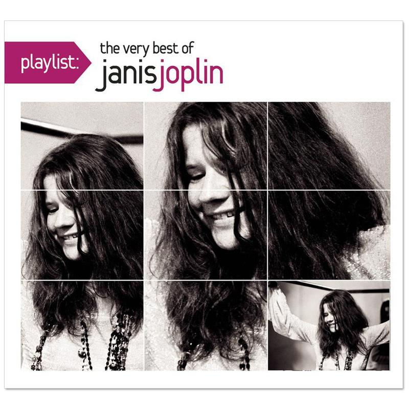 The Very Best Of Janis Joplin [CD]