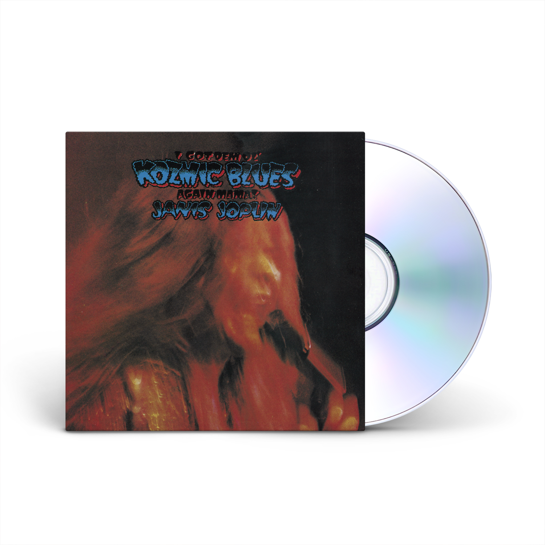Janis Joplin - I GOT DEM OL' KOZMIC BLUES AGAIN MAMA! CD